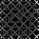 Data Protection Storage Icon