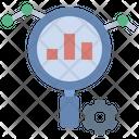 Data Research Insight Icon