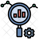 Data Research Insight Icon