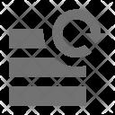 Data Refresh Server Icon