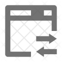 Data Exchange Sharing Icon