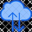 Data Service Sync Icon