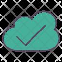 Data Storage Accept Icon