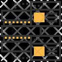 Data Information Database Icon