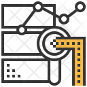 Data Analysis Research Icon