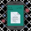 Data Docs Sheets Icon