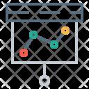 Data Chart Presentation Icon
