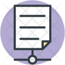 Data Network Informations Icon