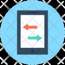 Data Exchange Share Icon