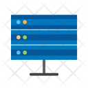 Data Storage Network Icon