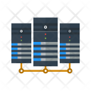 Data Center Storage Icon