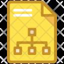 Data Sharing File Icon