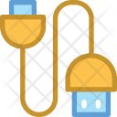 Data Cable Usb Icon