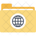 Data Document Domain Icon