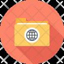 Data Document Domain Icon