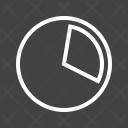 Data Usage Analysis Icon