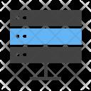 Data Database Server Icon