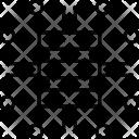 Data Structure Network Icon