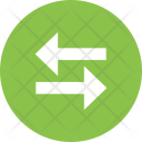 Data Connection Transfer Icon