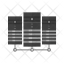 Data Center Database Icon
