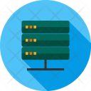 Data Database Server Icon