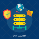 Data Security Shield Icon