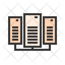Data Center Database Icon