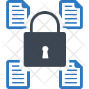 Data Repository Securty Icon