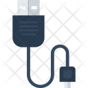 Data Cabel Share Icon