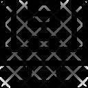 Data Computer Icon