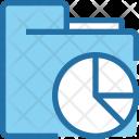 Data Finance Pie Chart Icon