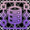 Data Algorithm Icon