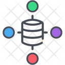 Data Allocation Icon