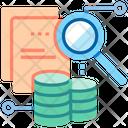 Data Analysis Data Analytics Database Icon