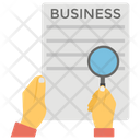 Data Analysis Statistical Analysis Business Analysis Icon