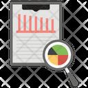 Data Analysis Statistical Analysis Business Analysis Icon