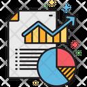 Data Analysis Statistics Analytics Icon