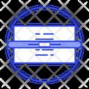 Data Analysis Analytics Infographic Icon