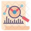 Data Analysis Inspection Icon