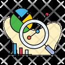 Data Analysis Data Analytics Graph Analysis Icon