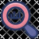 Data Analysis Analytical Processing Functional Testing Icon