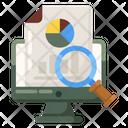 Data Analysis Data Chart Business Report Icon
