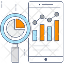 Data Analytics Business App Mobile Business Icon