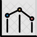 Data Analysis Seo Performance Web Analytics Icon