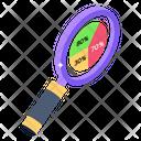 Pie Research Data Analysis Analysis Icon