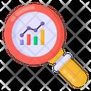Seo Analysis Data Analysis Seo Icon