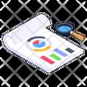 Data Analytics Data Analysis Descriptive Data Icon