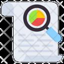 Data Analysis Web Analysis Web Diagram Icon