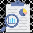 Data Analysis Data Analytics Data Analysis Document Icon