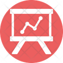 Data Analysis Investment Plan Investment Strategy Icon